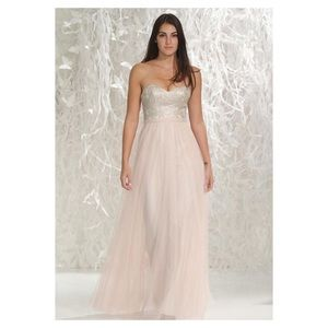 Bridesmaid Evening Dress Watters 159i Jubilee NWT